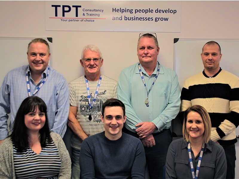 Meet The TPT Team
